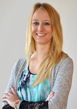 Mag. Manuela Kohl ist Mitarbeiterin bei frischblut Werbeagentur Linz