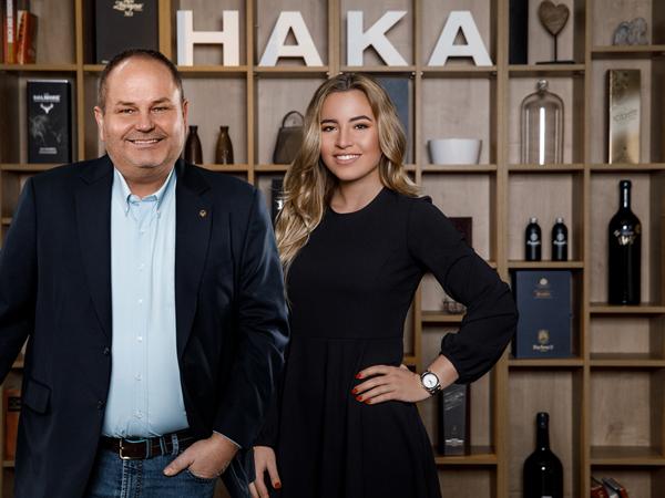 Portrait von Gerhard Hackl von Haka Küche